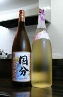 日本酒や珍しいお酒もあるかも!?